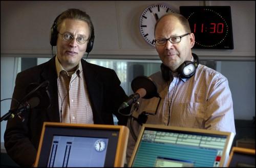 Erik Lindfelt och Leif Eriksson