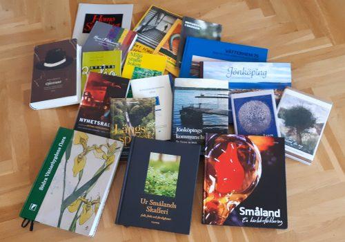 Böcker av Erik Lindfelt